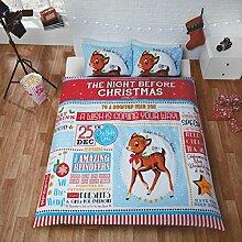 Weihnachten Rudolph Kinder Festive Xmas Rentier