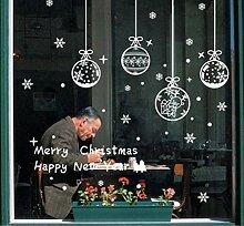 Weihnachten Wandaufkleber Wandgemälde ABQ6003