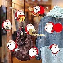 Weihnachten Weihnachtsmann Schneemann