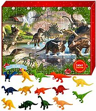 Weihnachts Advents Countdown Kalender, 24PCS
