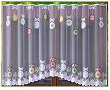 Weihnachts-Fenster-Dekoration, sehr schöne