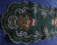 Weihnachts-Tischdecke Tischläufer Mitteldecke
