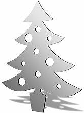Weihnachtsbaum Acryl Spiegel, acryl, 300 x 229mm