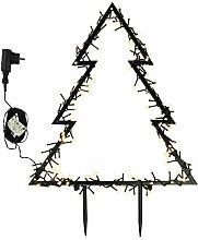 Weihnachtsbaum Dekoleuchte Gartendeko –