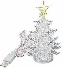 Weihnachtsbaum geformt Farbe verändert LED-Licht