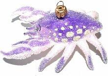 Weihnachtsbaum Kugel Krabbe Krebs Schalentiere