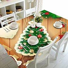 Weihnachtsbaum Tischdecke Küche Dekoration