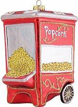 Weihnachtsbaumfiguren Popcornmaschine