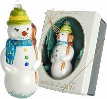 Weihnachtsbaumfiguren Schneemann Ebby Die