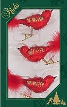 Weihnachtsbaumfiguren Weihnachtsvögel