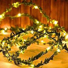 Weihnachtsbeleuchtung Fenster 5m/10m Lichterketten