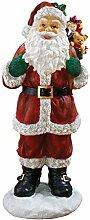 Weihnachtsdeko - Ein Besuch von Santa Claus und