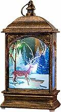 Weihnachtsdeko,Iwähle Vintage Kleine Bronze