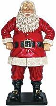 Weihnachtsdeko - Jolly Weihnachtsmann 4 Meter hohe