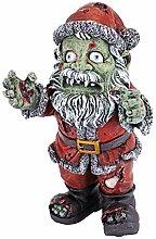 Weihnachtsdeko - Zombie Weihnachtsmann