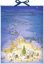 Weihnachtsdorf  Adventskalender