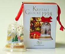 WEIHNACHTSGLOCKE GLAS 1998