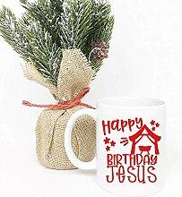 Weihnachtskaffeetasse | Alles Gute zum Geburtstag