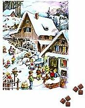 Weihnachtskarte - Weihnachtsengel