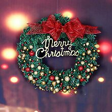 Weihnachtskranz Brief Rose Kranz Home Hotel Mall