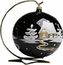Weihnachtskugel Christbaumkugel 15 cm Celebration