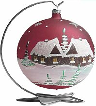Weihnachtskugel Christbaumkugel ca. 15 cm