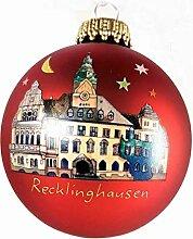 Weihnachtskugel Glas Künster Edition