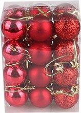 Weihnachtskugel Ornamente Weihnachtsdekoration