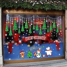 Weihnachtsmann DIY Frohe Weihnachten