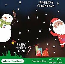 Weihnachtsmann Large Size Frohe Weihnachten
