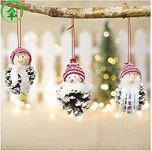 Weihnachtsschmuck, Kreative Weihnachtsdekoration,