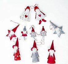 Weihnachtsschmuck, Süße Puppe Ornament, Kreative