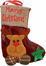 Weihnachtssocken,Adventskalender Geschenke