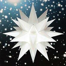 Weihnachtsstern, Adventsstern, original Herrnhut,