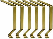 Weihnachtsstrumpf Halter Metall Strumpfhalter