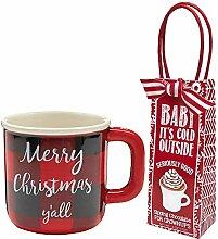 Weihnachtstasse mit heißer Schokolade Kakao, 527