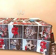 Weihnachtstischdecke Weihnachten Tischdecke aus