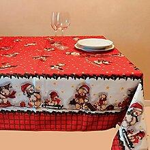 Weihnachtstischdecke Weihnachten Tischdecke