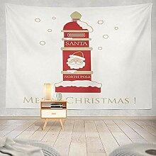 Weihnachtswand Tapisserie,Niedlichen