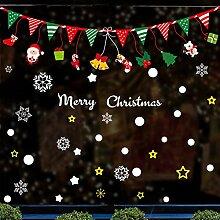 Weihnachtswanddekorationen, Weihnachtsschmuck,