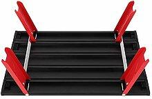 Weikeya Red + Black Falttisch, mit