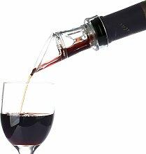 Wein Luftsprudler und Dekanter Auslauf die perfekte Wein Dekanter & Bar Geschenk Zubehör