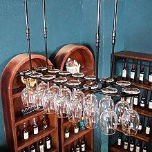 Weinbecher-Rack Rotwein Becherhalter U-förmigen