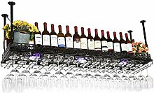 Weinbecher-Rack Weinregal hängenden Weinglas Rack