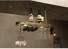 Weinbecher-Rack Weinregal Weinglas Halter Round