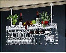 Weinbecher-Rack Weinregal Weinglas Rack Upside