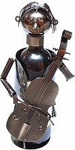 Weinflaschenhalter Flaschenhalter aus Metall