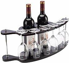 Weinflaschenhalter FlaschenstäNder Freistehend