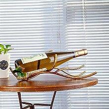 Weinflaschenhalter, modern, minimalistisch,
