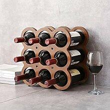Weingestell für Weinflaschenspeicher 9